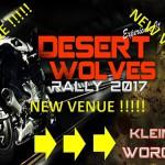 Desert Wolves 2017