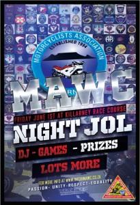 MAWC Night Jol