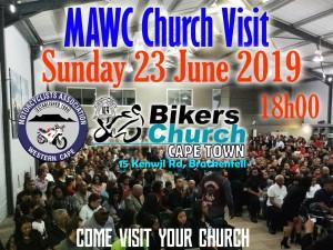 MAWC Church Visit